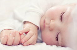 Early Language Development in Fast Motion: How Sounds Become Words during Sleep