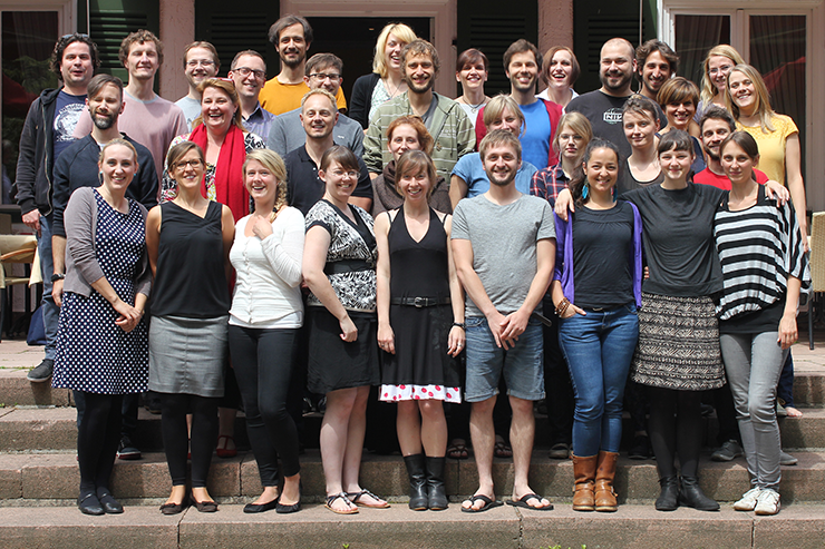 The Team of the department in Leipzig and Berlin is constantly growing. Here you can find some team pictures.