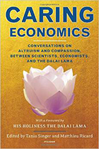 March 02, 2016This book is edited by Tania Singer and Matthieu Ricard. A collection of internationally renowned scientists and economists, in dialogue with His Holiness the Dalai Lama, address the need for a more altruistic economy.