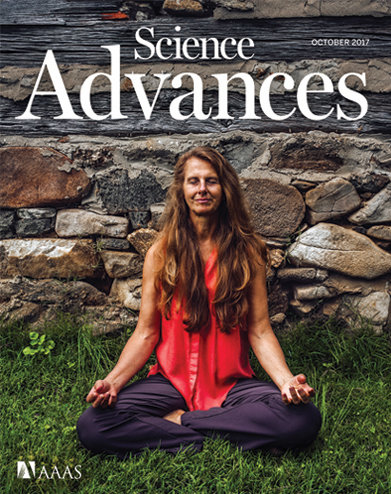 October 4, 2017The Department of Social Neuroscience lead by Tania Singer gets the cover story in Science Advances.