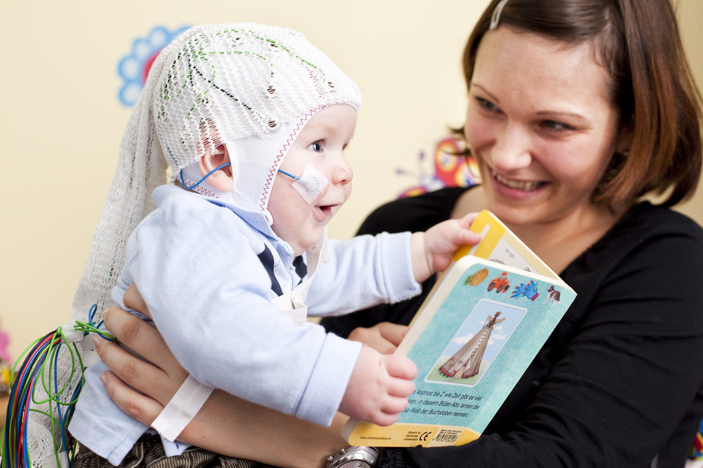 Babies as young as five months old were able to recognize embedding in innovative tone sequences created for the study.
